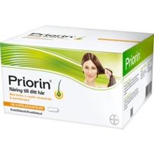 Priorin näring till håret - Kosttillskott med biotin. 180 kapslar