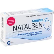 Natalben Gravid - Näringstillskott Gravid 30 ST 30 st