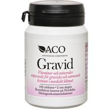 ACO - ACO VITAMIN GRAVID 100 ST