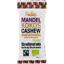 Smiling - Mandel/Cashew/Kokos/Macadamia 50 g