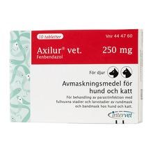 Axilur vet. - Tablett 250 mg 10 tablett(er)