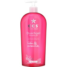 CCS Swedish Formula duschgel  - Hallon och passion. 400 ml
