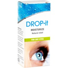 Drop-it Moisturize Dry eyes - Drop-it Moisturize 10 ml