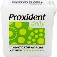 Proxident - Plasttandsticka flour 100 st