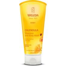 Weleda - Calendula Shampoo & Body Wash 200ml