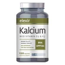 Elexir - Kalcium 120 tabl