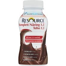 - drickfärdigt kosttillägg, choklad 4 x 200 milliliter