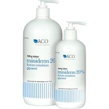 Miniderm - Kutan emulsion 20 % 350 gram