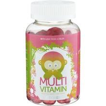 Monkids - Multivitamin barn 60 styck