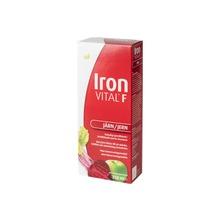 Iron Vital - Flytande järntillskott. 250ml