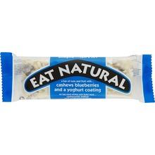 Eat Natural glutenfri energibar - Cashew och blåbär. 45 gr