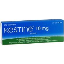 Kestine - Filmdragerad tablett 10 mg Ebastin 30 tablett(er)