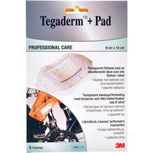 - TEGADERM + PAD  9X10 CM 5 ST