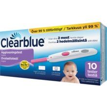 Clearblue digitalt ägglossningstest - Hitta de två bästa dagarna. 10 st