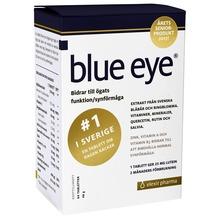 Blue Eye - Kosttillskott med blåbär och lutein 64 tab