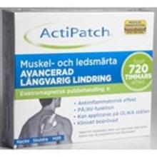 ActiPatch - Smärtlindringsenhet Muskel & Led 8 gram
