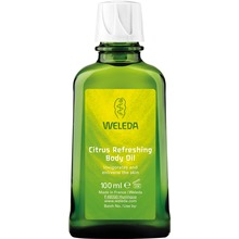 Weleda - Weleda Citrus Body Oil 100ml