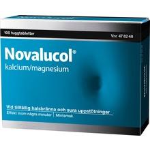 Novalucol - Tuggtablett 100 styck