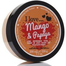 I LOVE - Mango & Papaya Body Butter 200 ml