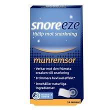 Snoreeze - Munremsor 14 st