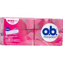 o.b. - ProComfort Super 16 st