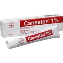 Canesten - Kräm 1 % 20 gram