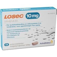 Losec - Enterotablett 10 mg 14 styck
