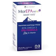 MorEPA MorEPA Mini - MorEPA Mini - 85% Omega3 + vit D 60 kaps