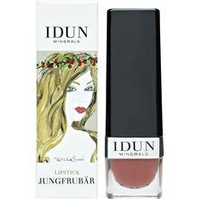 IDUN MINERALS - Lipstick Jungfrubär 4 gr