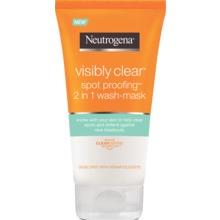 Neutrogena - VCLR Spot Proofing 2in1 Wash -Mask 150 ml