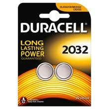 Duracell - BATTERI DURACELL LITHIUM 2032 2-pack