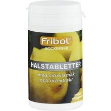 Fribol - Halstabletter 60g