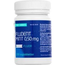 Fludent Mint - Sugtablett 0,5 mg 200 styck