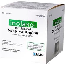 Inolaxol - Oralt pulver i dospåse 50 styck