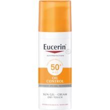 Eucerin sololja SPF50+ - Solgelcreme för ansiktet
