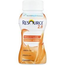 - drickfärdigt, komplett kosttillägg, aprikos 4 x 200 milliliter