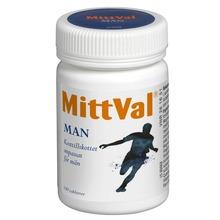 MittVal Man - MITTVAL MAN TABL 100 st