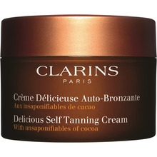 Clarins - Delicious Self Tan Cream 150 ml