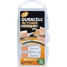 Duracell - BATTERI ACTIVAIR ZINK-LUFT 13 6-pack