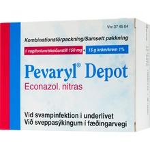 Pevaryl Depot - Vagitorium och kräm 150 mg + 1 % 1 styck