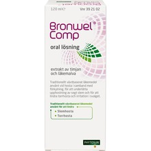 Bronwel Comp - Oral lösning 120 milliliter