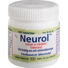 Neurol - Dragerad tablett 100 styck