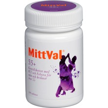 MittVal - MITTVAL 55+ TABL 100 st