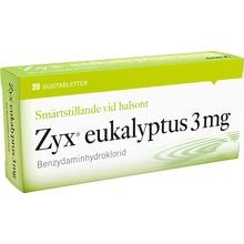 Zyx eukalyptus - Sugtablett 3 mg 2 x 10 tablett(er)