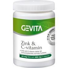 Gevita - GEVITA ZINK & C-VITAMIN 100 st
