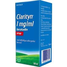 Clarityn - Sirap 1 mg/ml 100 milliliter