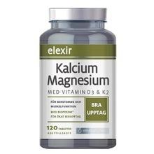 Elexir - Kalcium/Magnesium 120 tabl
