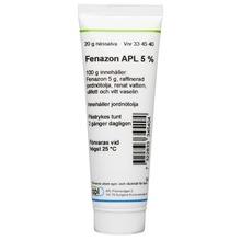 Fenazon APL - Nässalva 5 % 20 gram