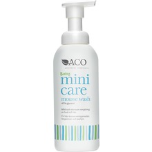 MINICARE - BABY MOUSSE WASH 200 ML