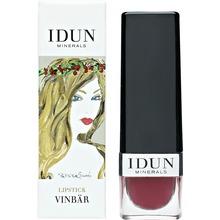 IDUN MINERALS - Lipstick Vinbär 4 gr